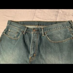 Men's Levi's 559 stretched relaxed straight jeans